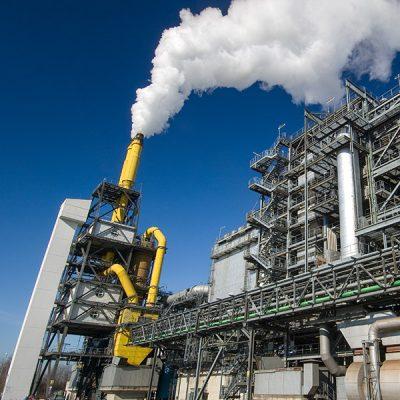 Anlage für Thermische Verwertung